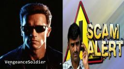 Arnold Schwarzenegger Calls Back Indian Scammers (Soundboard Prank Call)