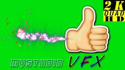 Super Like Green Screen Effect | No Copyright VFX | #mvstudioVFX | Chroma Key