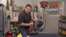 Flex Seal Extreme Bucket Demo
