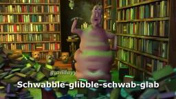I am the GLOB-GLO-GAB-GA-LAB