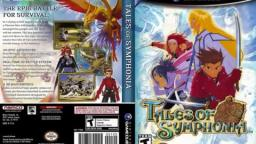 tales of symphonia on the tight rope