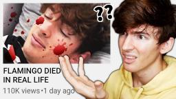 Someone made a video saying I died...