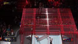 ROOF BREAKS, BUT NOT THE TABLE! - WWE 2K20 Hell in a Cell Fail
