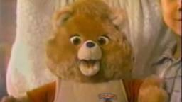 Teddy Ruxpin Commercial Gone Wrong