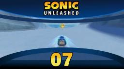 Let's Play Sonic Unleashed [Wii] (100%) Part 7 - Schnee, Eis und S-Rang