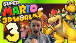 SUPER MARIO 3D WORLD 🐱 Part 2: Skill auf einem neuem Level