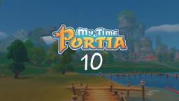 Live Let´s Play My Time at Portia #10- Dark Cloud Probleme