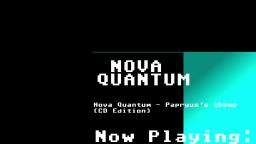 Nova Quantum - Papryuss theme (CD Edition)