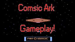 Cosmic Ark Review And Gameplay On Atari 2600 (On My TheVideoGamer64 Channel)