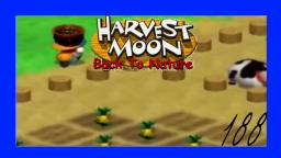 Let´s Play Harvest Moon: Back To Nature ★ 188