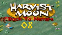 Let´s Play Harvest Moon: Back to Nature #08