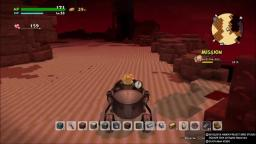 Dragon Quest Builders 2 - Vehicle - PS4 Gameplay