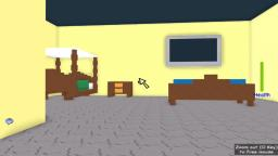 playing thrillville in Roblox xDDD