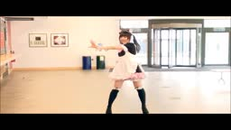 Hapi Hapi Morningu Jpop maid dance cover (Mirrored)