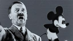Suicide Mouse vs Adolf Hitler. Awful Rap Battles of Pop Culture