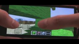 The Epicness Of Minecraft Pocket Edition Trailer
