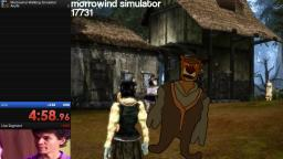 Morrowind Walking Simulator Speedrun in 7:05