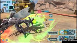 Digimon World: Next Order - Battle System - PS4 Gameplay