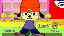 PaRappa The Rapper - Stage 1
