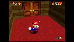 Super Mario 64 Bloopers: Finding the Plumber in Red