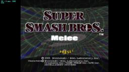 Mario Vs Kirby Smash Melee
