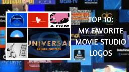 TOP 10: My favorite movie studio logos