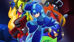 Mega Man VS Acid Man In Mega Man 11 (Nintendo Switch)