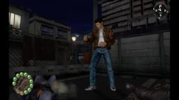 Shenmue - Fighting - PC Gameplay