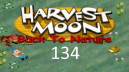 Let´s Play Harvest Moon Back To Nature ★ 134 ★ Montags geschlossen