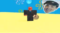 SpongeBob in ROBLOX! *ORIJINAL*