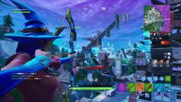 Fortnite I Love the BOW weapon xD