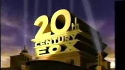 20th Century Fox Home Entertainment (1997) Company Logo (VERY SCARY)