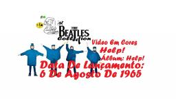 THE BEATLES _  HELP  VIDEO CLIPE