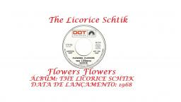 THE LICORICE SCHTIK _ FLOWERS FLOWERS VIDEO CLIPE