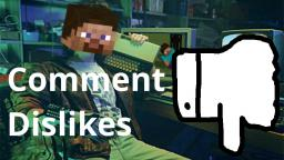 Comment Dislikes, the way to do it