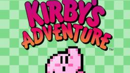 Testing Gameplay - Kirbys Adventure (NES)