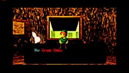 THE LEGEND OF ZELDA OCARINA OF TIME!  YOU-TUBE REMOVE THE CLAIM SO THE SOUND IS OFF!