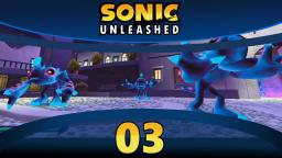 Lets Play Sonic Unleashed [Wii] (100%) Part 3 - Geischder in Apotos