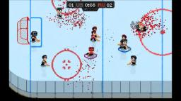 Super Blood Hockey - USA vs Russia - PC Gameplay
