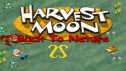 Let´s Play Harvest Moon: Back To Nature #25