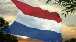 National anthem of Netherlands - extended