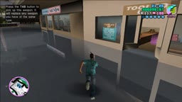 Vice City Mall Massacre
