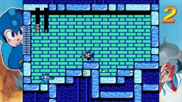 Mega Man 2 Flash Man Buster Only