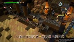 Dragon Quest Builders 2 - Minecart - PS4 Gameplay