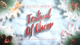 Festival Of Cheer - 3D Production Package for Final Cut Pro X - Pixel Film Studios