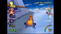 Mario Kart Double Dash Flower Cup Part 2