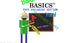 Baldis Basics - Free Exclusive Edition ULTIMATE