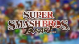 Adventure map - super smash bros brawl.