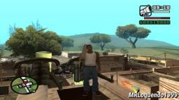 Loquendo - Carl Johnson CJ y La Explosión Nuclear (GTA San Andreas) Parte 3 FINAL