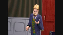 Sims 2- Harry Potter and the Order of The Phoenix-Ch.3